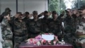 Army Eastern Command pays tribute to canine hero Dutch