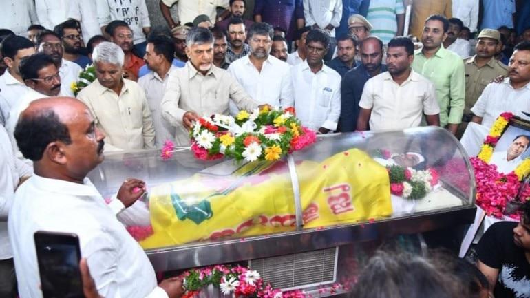 CBN demands CBI investigation for death of Kodela Siva Prasad