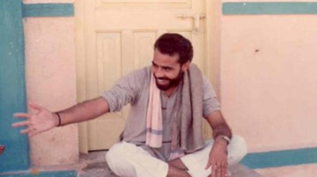 Modi at 69: PM shares glimpses of his past on birthday