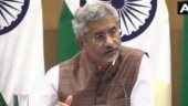 India asked for Zakir Naik's extradition: EAM Jaishankar dismisses Malaysian PM's claim
