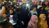 A rare sight: Small protests erupt against government corruption in Egypt