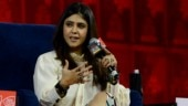 Ekta Kapoor: In my shows, vamps take the calls. The men look good. In films, women don't have a voice