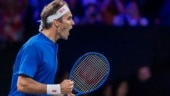 Roger Federer beats Nick Kyrgios to keep Europe ahead in Laver Cup