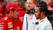 Russian GP: Charles Leclerc emulates Michael Schumacher with 4th pole in a row