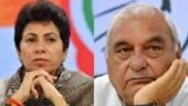 Selja, Hooda call upon workers to make collective efforts to oust BJP from power in Haryana