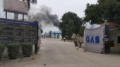 Gas tank explodes at Hindustan Petroleum Plant in Unnao