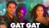 Gat Gat from Dream Girl out: Ayushmann Khurrana and Nushrat Bharuchaa go Punjabi in new song