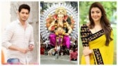 Ganesh Chathurthi 2019: Mahesh Babu to Kajal Aggarwal, South celebs wish fans