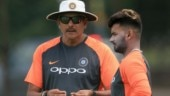 Talent or no talent, you can't let the team down: Ravi Shastri on Rishabh Pant