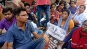 BHU students protest over return of professor accused of sexual misconduct