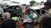 16 dead after 2 vehicles collide on Jodhpur-Jaisalmer road