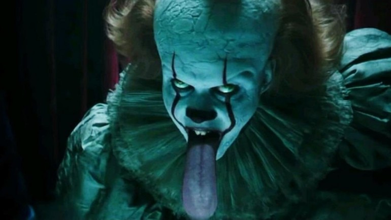Pennywise, the clown.