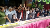 Madhya Pradesh: Hindu outfit Sindhu Sena cuts 69 feet-long cake on PM Modi's birthday eve