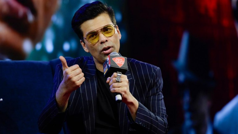 Karan Johar opened up at the India Today Conclave Mumbai, 2019.