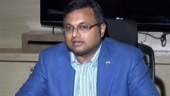 Karti Chidambaram's Rs 10 crore won't be released for 3 more months: Supreme Court