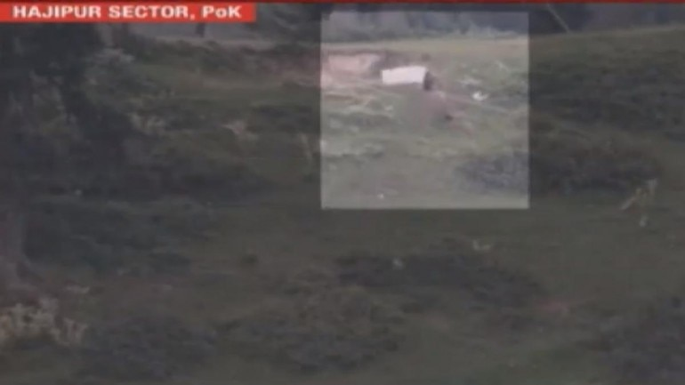 White flag in hand, Pak Army retrieves body of 2 soldiers
