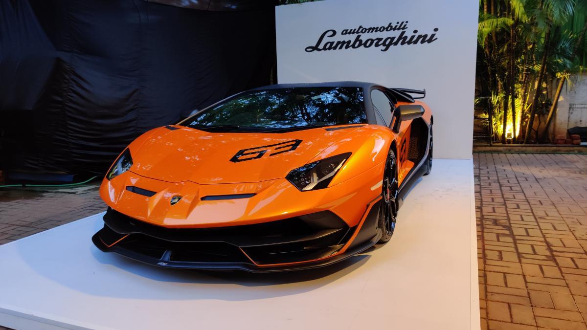 Lamborghini Aventador SVJ 63 arrives in India , Auto News