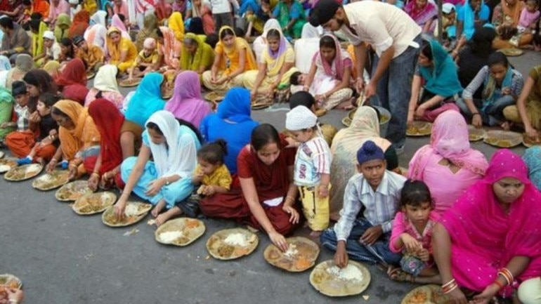 Pil In Sc For Community Kitchens In All States To Combat