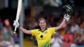 Meg Lanning becomes fastest crickter to reach 13 ODI hundreds