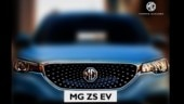 MG EZS teased, electric vehicle to be launched in December 2019