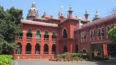 Madras HC chief justice abstains from court proceedings