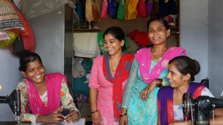 Skill development, stitching centre, entrepreneurs, sewing, garments, sustainable, independent, women, mrida, skills, independence