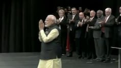 Watch: 50,000-strong rapturous crowd greets PM at Howdy, Modi! Event