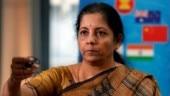 Social sector spending not to be hit: Nirmala Sitharaman