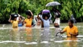Heavy rains ravage Bihar, UP: Death toll crosses 80; hospitals, homes under knee deep water