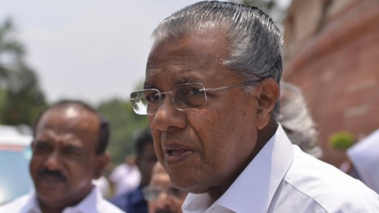 Kerala Chief Minister Pinarayi Vijayan said the perception that only Hindi language can unite the country is completely wrong. (Photo: IANS)