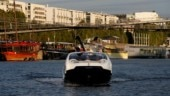 You can fly in a taxi over the Seine in Paris soon. Watch video