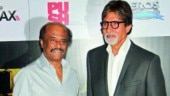 Rajinikanth shares heartfelt wish for Amitabh Bachchan on winning Dada Saheb Phalke award