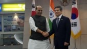 Rajnath Singh meets South Korean defence counterpart, discusses boosting ties