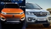 Maruti Suzuki S-Presso vs Renault Kwid: Dimensions compared