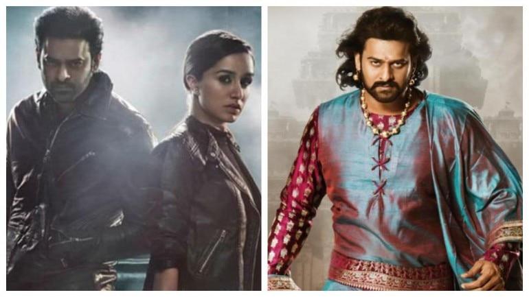 Saaho vs Baahubali 1 and Baahubali 2: Box Office Report