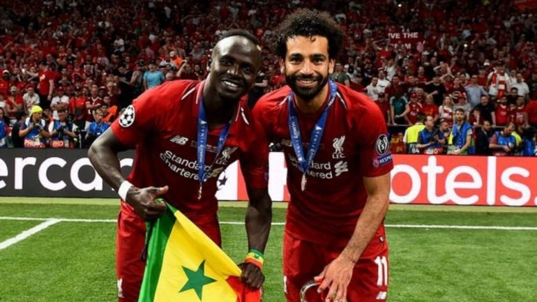 pretty nice f0ba4 2f6a3 Mohamed Salah brushes off rumours of rift with Liverpool ...