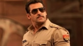 Dabangg 3 motion posters out: Salman Khan roars in Tamil, Telugu and Kannada