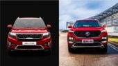 Kia Seltos vs MG Hector: Sales numbers for August 2019 are out and we now know who is the winner