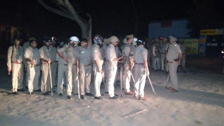 Semra village in Agra erupts in communal fire over Hindu girl's abduction