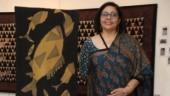 Swaraj's multi-hued palette