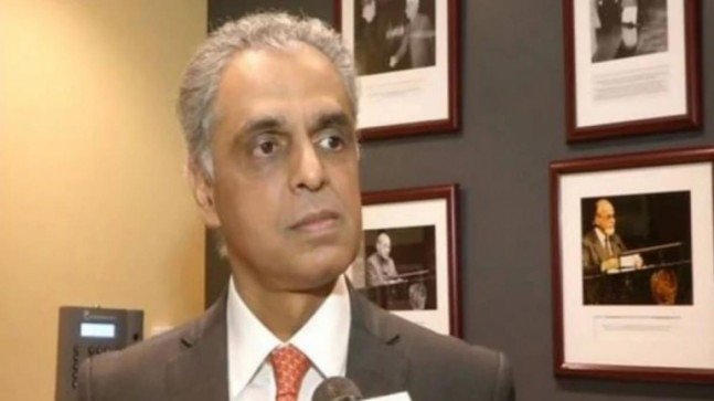 Kashmir is Pakistan's annual itch, India knows how to deal with it: UN Ambassador Syed Akbaruddin