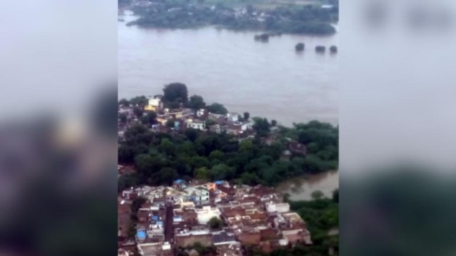 Indian Army carries out extensive rescue operations in flood-hit eastern Rajasthan