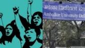 Ambedkar University student union polls tomorrow