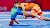 Vinesh Phogat title hopes go up in smoke after defeat against reigning world champion
