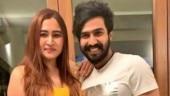 Vishnu Vishal celebrates girlfriend Jwala Gutta's birthday in Hyderabad. See pics