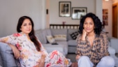 Neena Gupta and Masaba take you to their comfy Juhu home. Inside pics