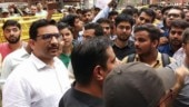 ICAI CA protest: If Art 370 can go, why can't exam rules change