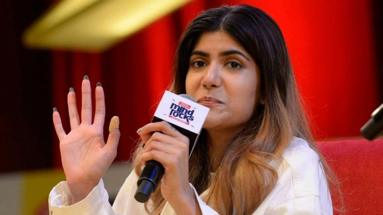 Ananya Birla at Mind Rocks Delhi 2019