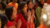 Mukesh Ambani and Nita celebrate Ganesh Chaturthi, Shloka Mehta dances at bash. All inside pics and videos