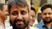 Chargesheet filed against AAP MLA Amanatullah Khan for assaulting, threatening man